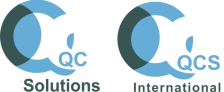 QC Solutions (PTY) Ltd Retina Logo